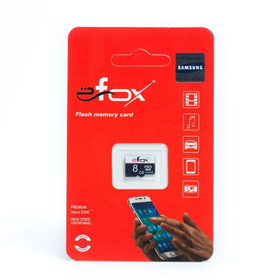 Imagine Card memorie EFOXcard 8GB CLASS  10 (chipset Samsung)
