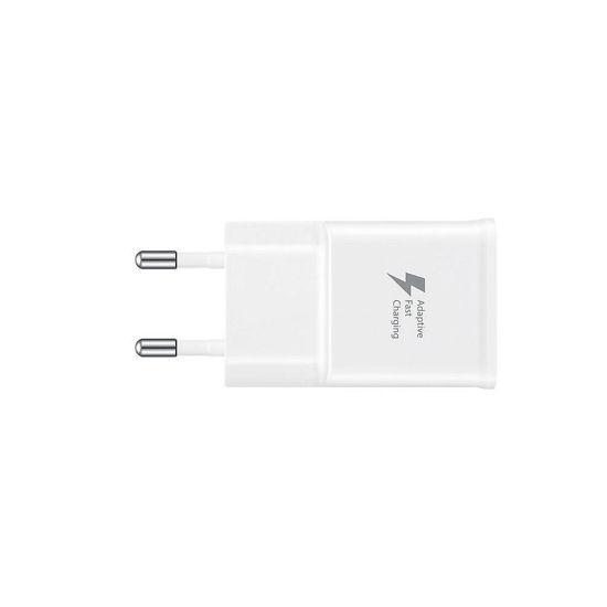 Imagine Original Wall Charger Samsung Galaxy Fast Charge (EP-TA20EWEUGWW) Micro USB 9V/2A S6/S6EDGE/NOTE4/NOTE5/S7/S7EDGE  BULK