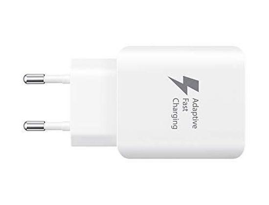 Imagine ncarcator Retea Samsung EP-TA300CWEGWW, Fast Charge, 2.1A, Cablu inclus Tip-C (Alb),BULK