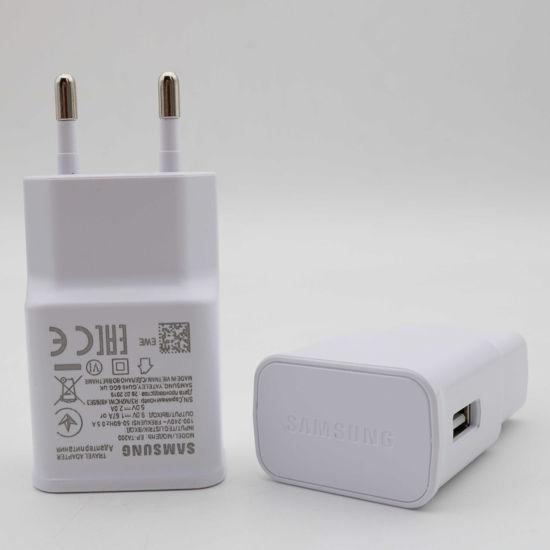 Imagine Original Wall Charger Samsung Galaxy Fast Charge (EP-TA20EBEUGWW) USB TYP-C   9V/2A S10,S8/S8+/S9/S9+ BULK ,ALB
